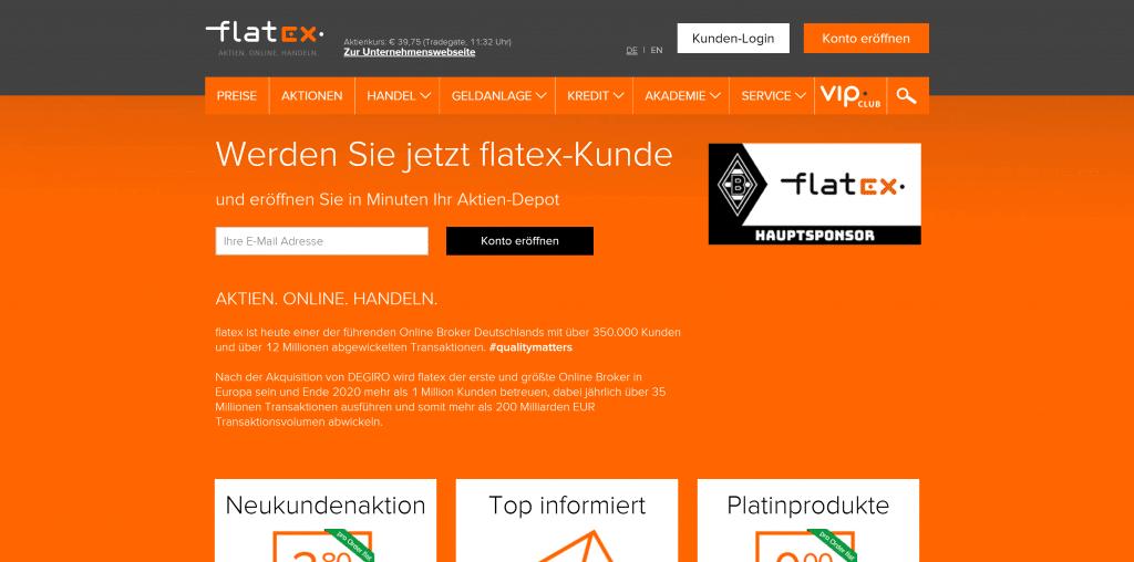 flatex-Depot: Kosten, Gebühren & Leistungen