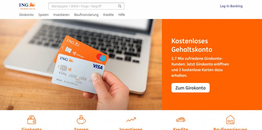ING-Depot: Kosten, Gebühren & Leistungen