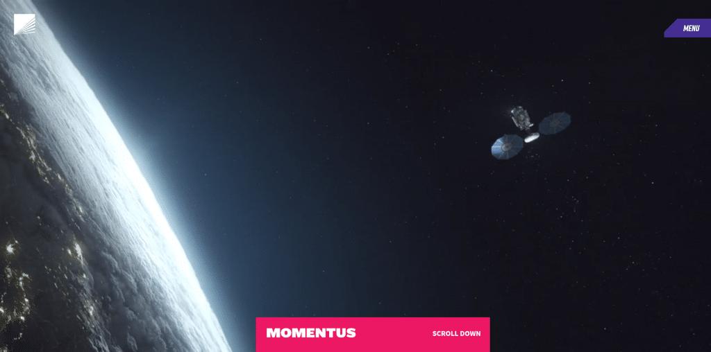 Momentus Space-Aktie