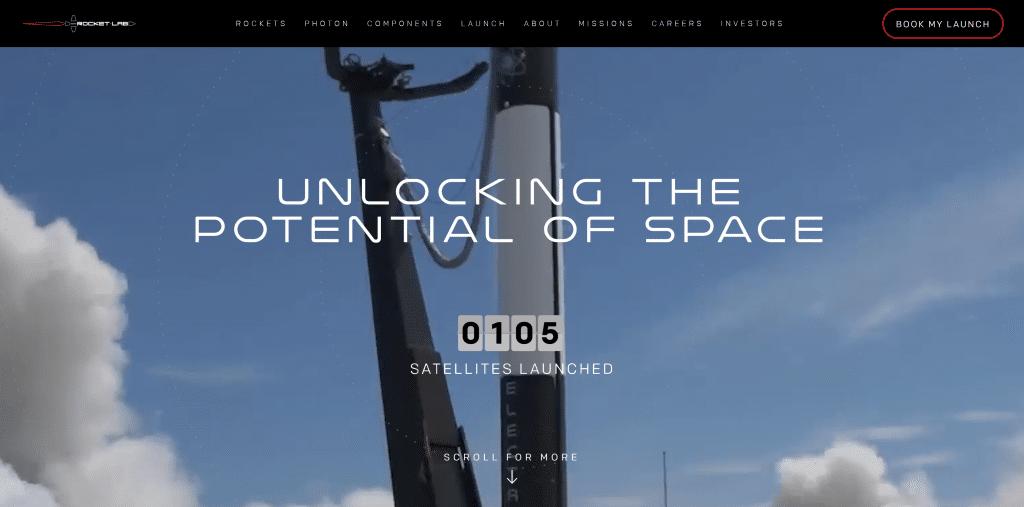 Rocket Lab-Aktie