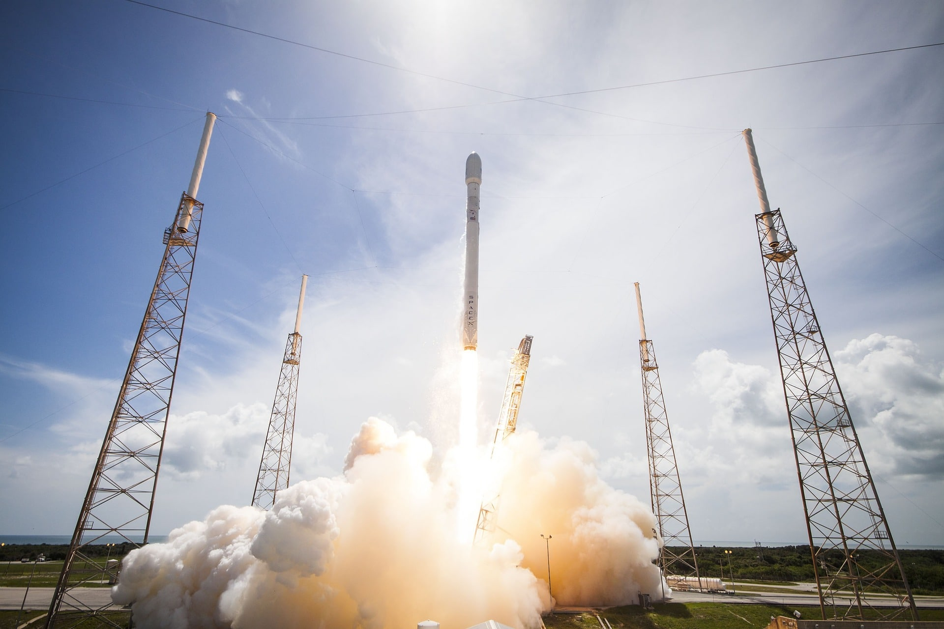 Space-Aktien: Raumfahrt-Unternehmen an der Börse