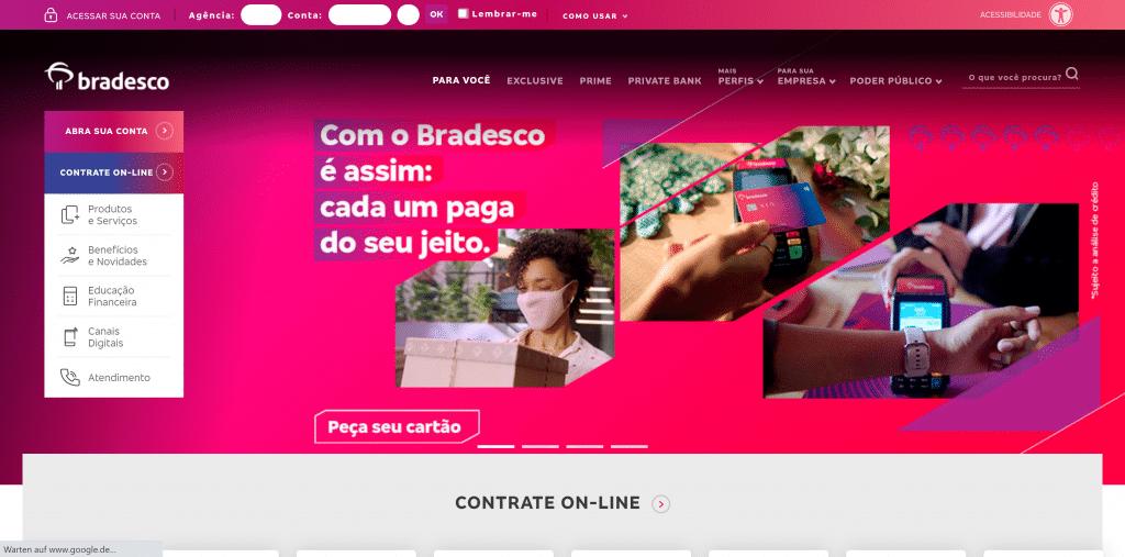 Banco Bradesco SA: Monatliche Dividende